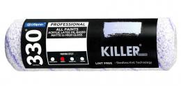 Austo audinio dažymo volelis KILLER 25cm - SERIA 330 kaina