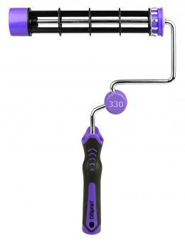 Dažymo volelio rankena 360 laipsnių su guoliukais 25cm - SERIA 330 kaina