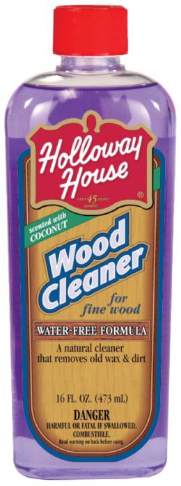 Holloway House® Wood Cleaner - Medienos Valiklis kaina
