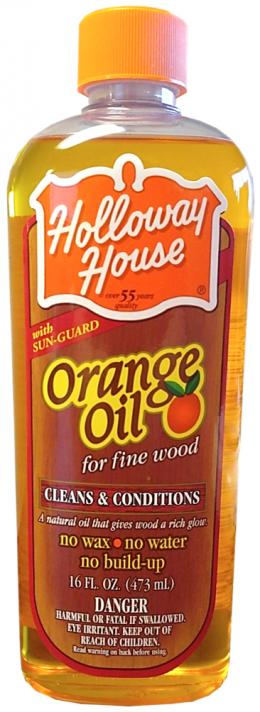 Holloway House® Orange Oil - Apelsinų Aliejus kaina