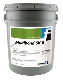 Multibond SK-8 - Ypatingai Atsparūs Vandeniui Klijai Medienai (D4)