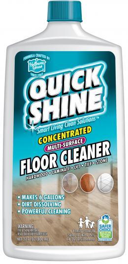 Quick Shine® Koncentruotas Grindų Valiklis kaina