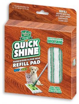 Quick Shine® Pakaitinė Šluostė MOP Šluotos Komplektui kaina