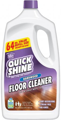 Quick Shine® Intensyviai Naudojamų Kietmedžio Grindų Valiklis 1,89l kaina