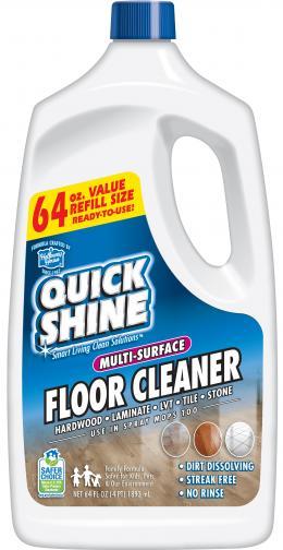 Quick Shine® Įvairių Grindų Paviršių Valiklis 1,89ml kaina