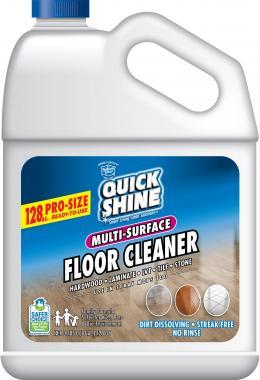 Quick Shine® Įvairių Grindų Paviršių Valiklis 3,78l kaina