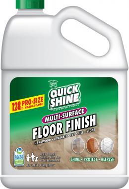 Quick Shine® Įvairių Paviršių Grindų Atnaujinimo Priemonė 3,78l kaina