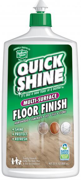 Quick Shine® Įvairių Paviršių Grindų Atnaujinimo Priemonė 800ml kaina