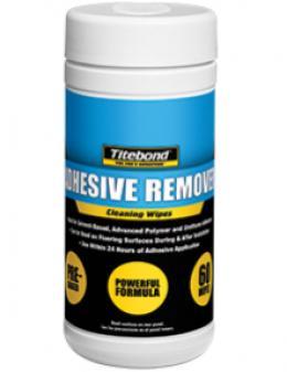 Servetėlės Klijų Nuvalymui Titebond® Adhesive Remover Cleaning Wipes