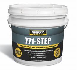 Titebond® 771-Step – Klijai Medinėms Grindims ir Parketui Su Apsauga Nuo Drėgmės ir Garso (20kg)